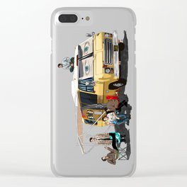 GISHBUS 2.0 Clear iPhone Case