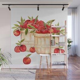 Apple Harvest  Wall Mural