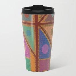 Klimt Inspired Pattern02 Travel Mug