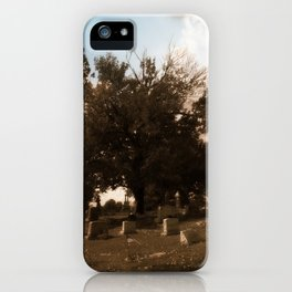 The Sky is Upon Us iPhone Case