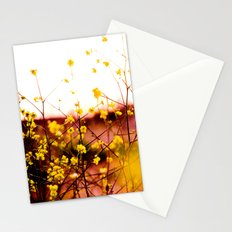 Flowers at Sunset Stationery Cards