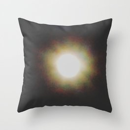 Bright Star Version Two Throw Pillow