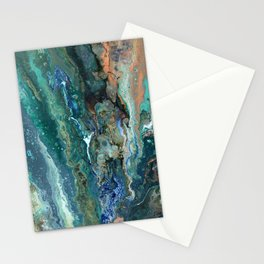 Green Terrain Stationery Cards