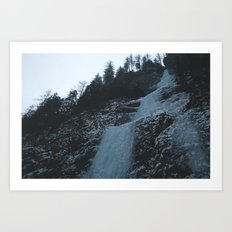 natural architecture Art Print