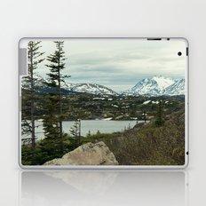 Yukon Mountains Laptop & iPad Skin