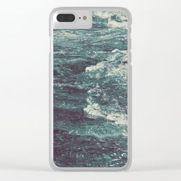 River Water Clear iPhone Case