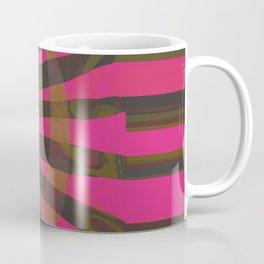 Pink Rays Coffee Mug