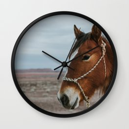 On the Road to Flagstaff, v.3 Wall Clock