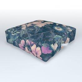 Floral Nights Space Dreams Outdoor Floor Cushion