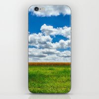 toy story iPhone & iPod Skins featuring Toy Story Cloud Day by Greg Hogan