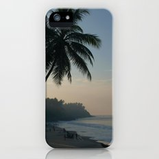 Palm Trees and Varkala Beach Slim Case iPhone (5, 5s)