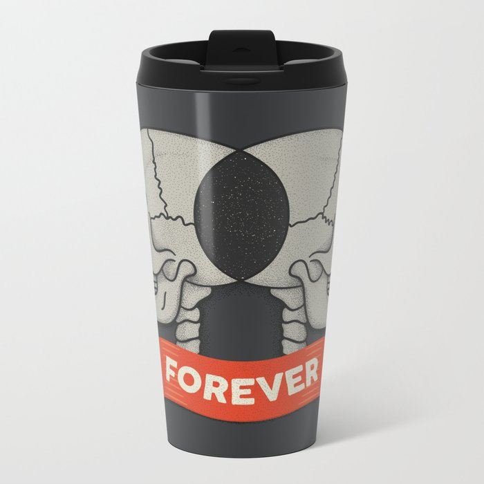 Together Forever Metal Travel Mug