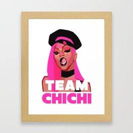 Team Chi Chi Framed Art Print