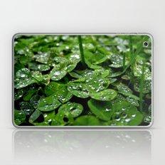 Bedazzled clovers Laptop & iPad Skin