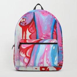 Bleeding Hand Backpack