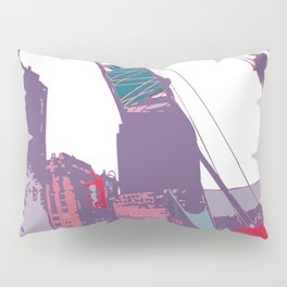 NY#3 (Lost Time) Pillow Sham