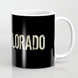 Black Flag: Colorado Coffee Mug