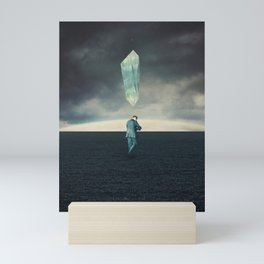 Living two whole lives with Burden Mini Art Print