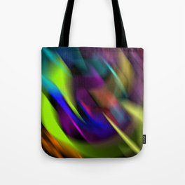 lost in colours Tote Bag