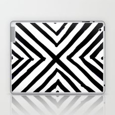 Angled Stripes Laptop & iPad Skin