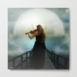 The Heavenly Hope Metal Print