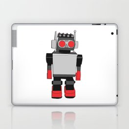 Vintage Robot Laptop & iPad Skin