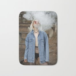 Smokin' Bath Mat