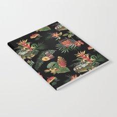 Classic Jurassic Notebook