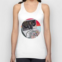 game of thrones Tank Tops featuring  game by mark ashkenazi