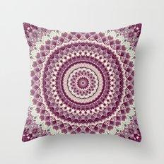 Mandala 581 Throw Pillow
