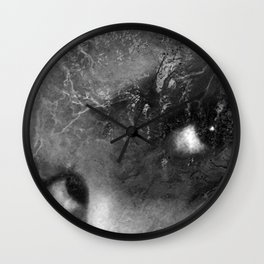Genome Interface Wall Clock