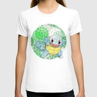 squirtle T-shirts featuring Squirtle by Mischievie
