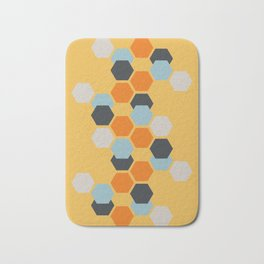 Sam (Yellow) Bath Mat
