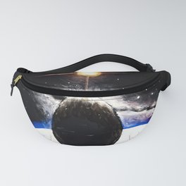 Asteroid YU55 Fanny Pack