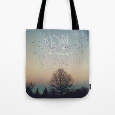 WildandFree Tote Bag