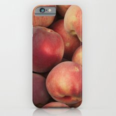 peaches iPhone 6s Slim Case