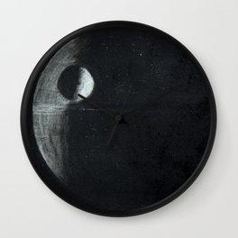 Thats No Moon Death Star Wall Clock