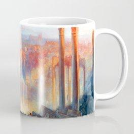 William Turner Modern Rome Coffee Mug