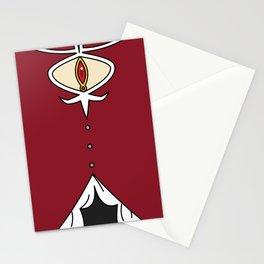 Kyoko Sakura Magical Girl Dress Stationery Cards