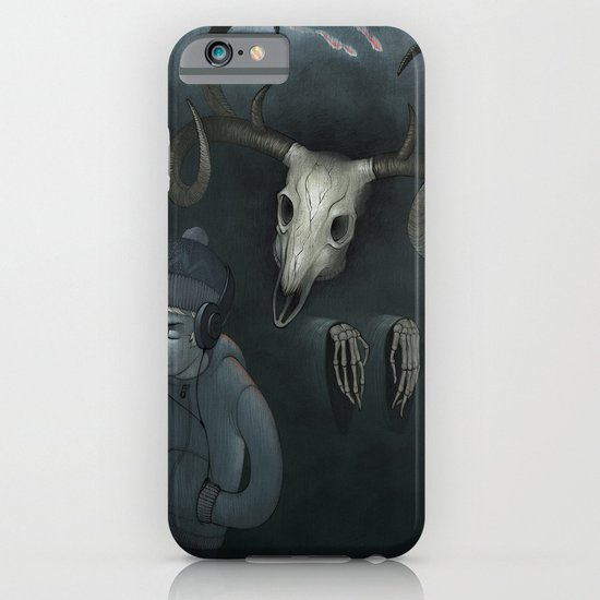 Hear No Evil iPhone & iPod Case