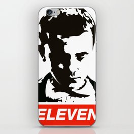 Eleven - Obey iPhone Skin