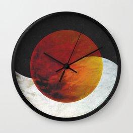 Monks Wall Clock