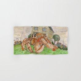 Hermit Apocalypse Hand & Bath Towel