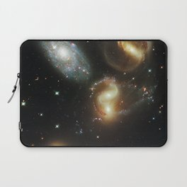 Galactic wreckage Laptop Sleeve