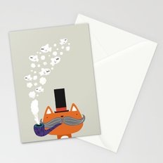 Smoked kippers Stationery Cards