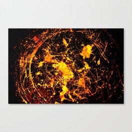 abstract   TT Canvas Print