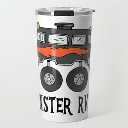 Monster RVing Travel Mug