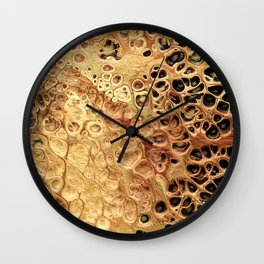 The Gold Rush Wall Clock