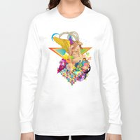 baphomet Long Sleeve T-shirts featuring Baphomet by rodalume