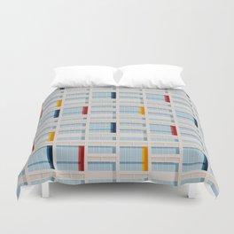 S04-2 - Facade Le Corbusier Duvet Cover